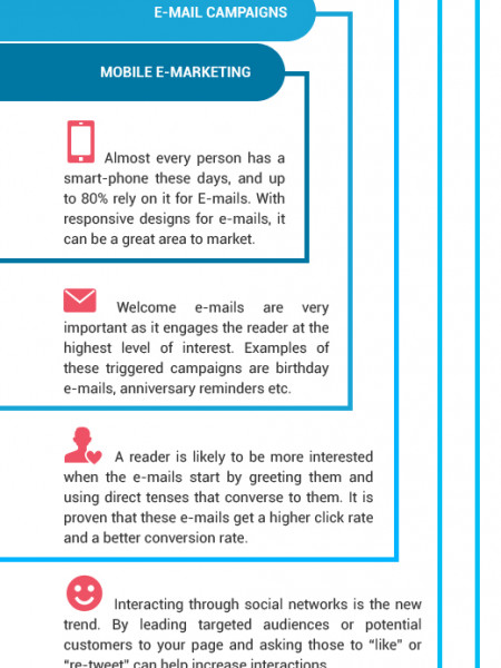 E-mail Marketing Success Tips  Infographic