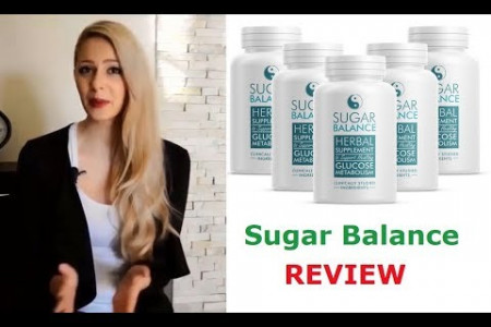 Sugar Balance Herbal Supplement Review Infographic