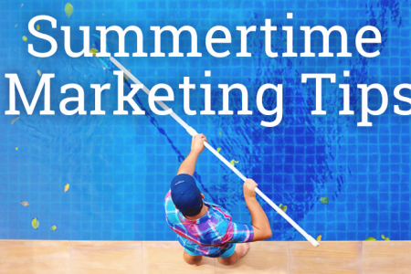 Summer Marketing Tips For Small Businesses Infographic