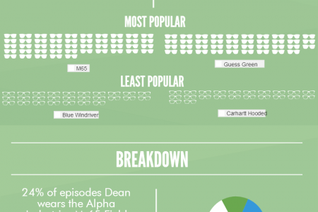 Supernatural - Brother vs Brother Infographic