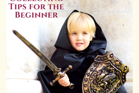 Sword Collecting Tips for the Beginner Infographic