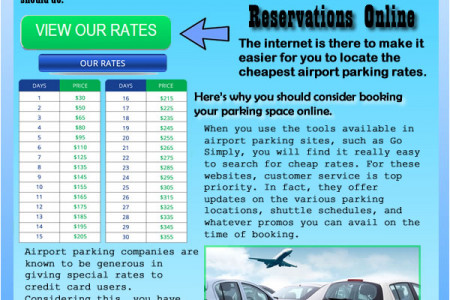 SYDNEY DOMESTIC AIRPORT PARKING Infographic