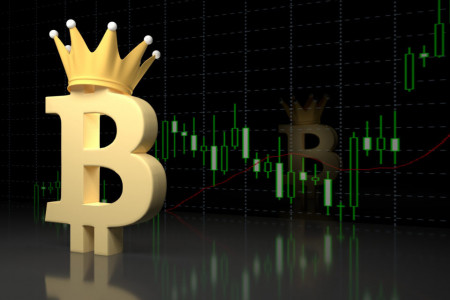 Systematic Firm Calls BTC the King of the Assets Class Hill Infographic