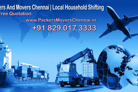 Take After Only Three Simple And Basic Strides To Book The Best Movers And Packers Chennai At The Best Cost Infographic