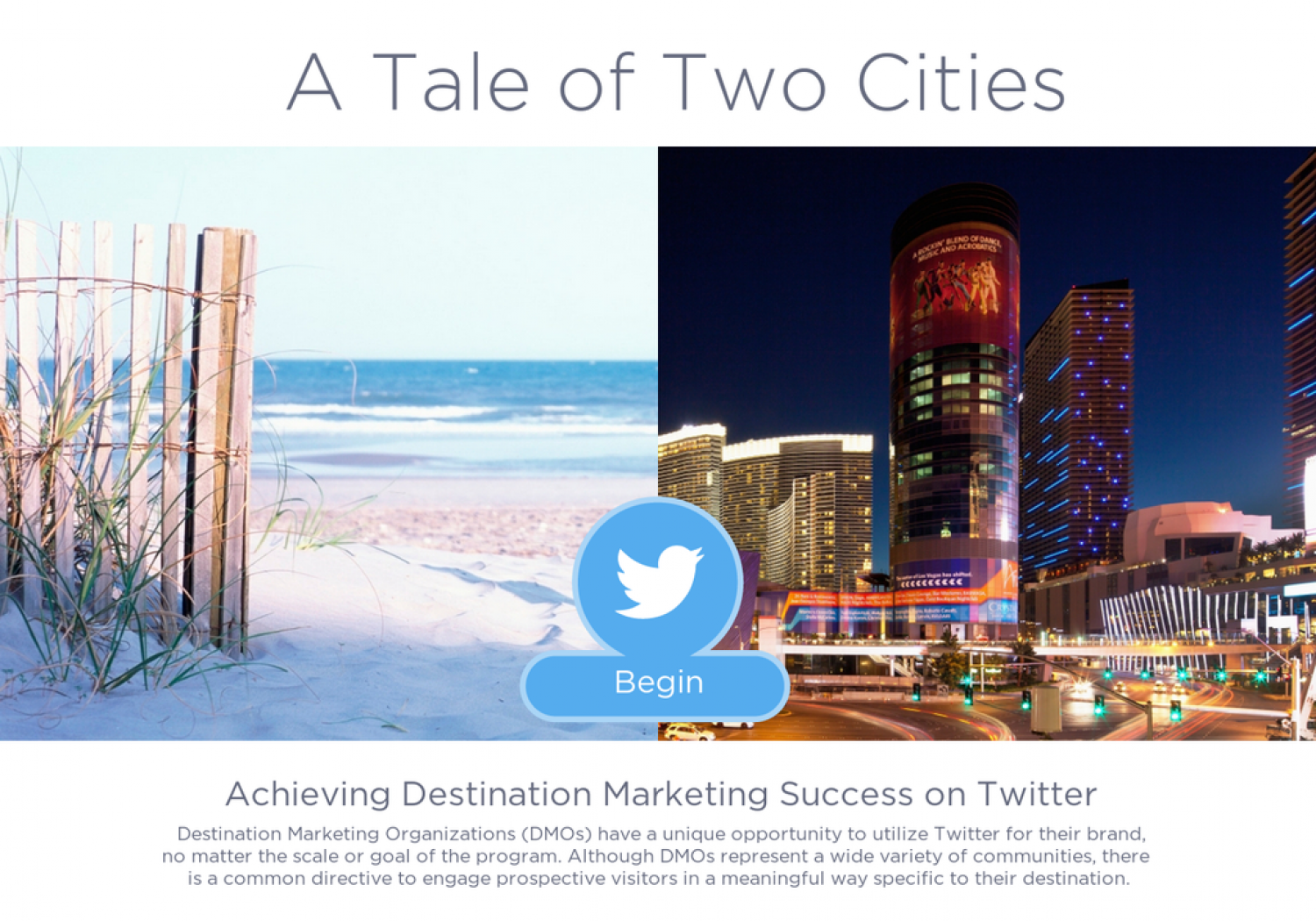 Tale of Two Cities Infographic