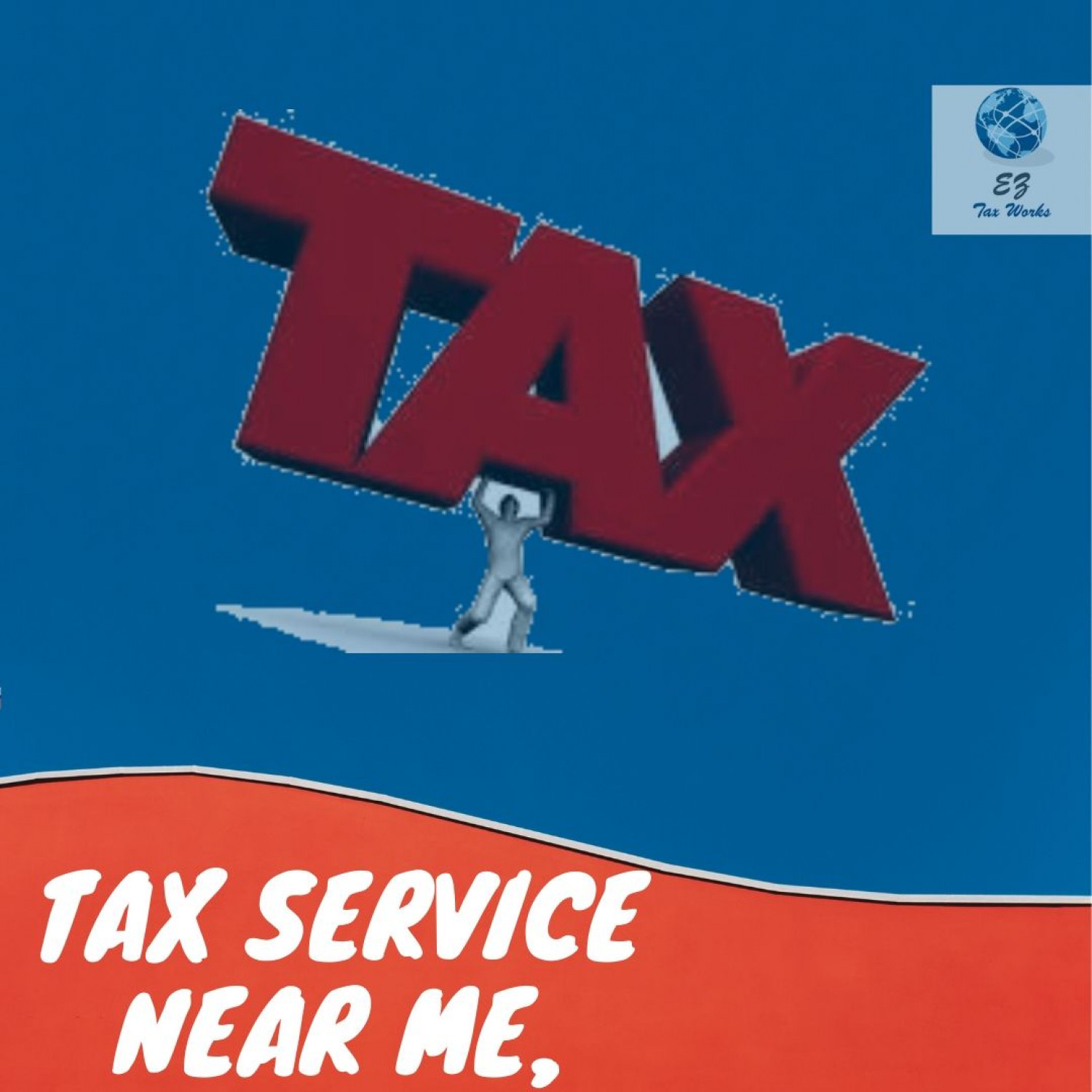 Tax Service near me Infographic