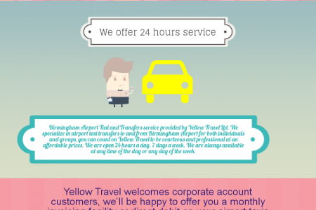 Taxi services At your doorstep Infographic