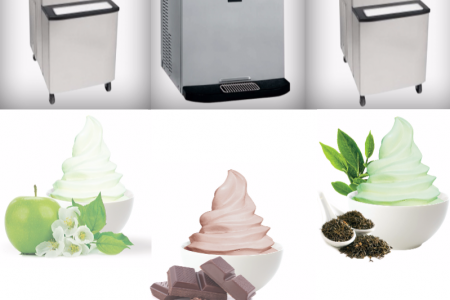 Taylor Frozen Yoghurt Machine Infographic
