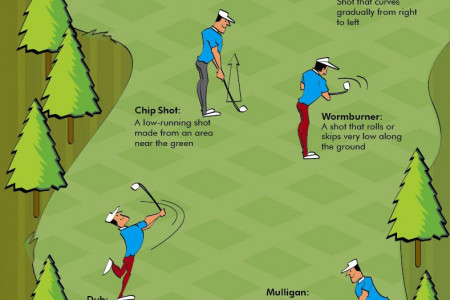 Tee Up On Your Golf Lingo Infographic