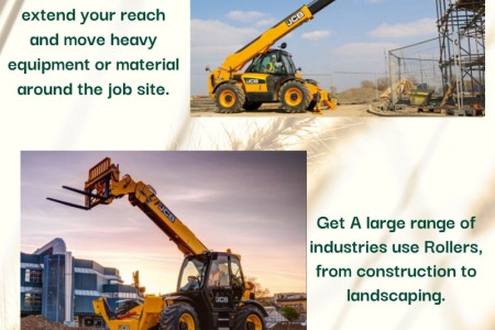 Telehandler Hire Birkenhead- get the Plant Hire Services near you. Infographic