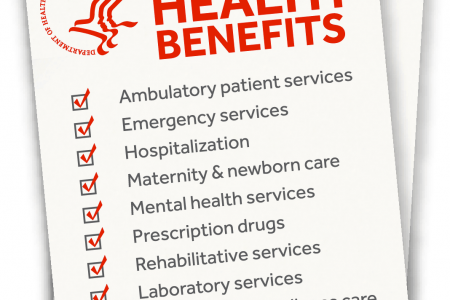 Ten Essential Health Benefits of the Affordable Care Act Infographic