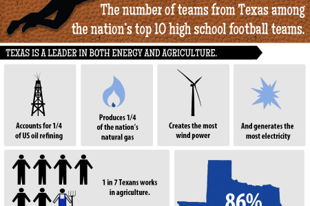 Texas Nation Infographic