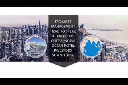TFG Asset Management head to speak at exclusive Gulf & Indian Ocean Hotel Investors' Summit 2016 Infographic