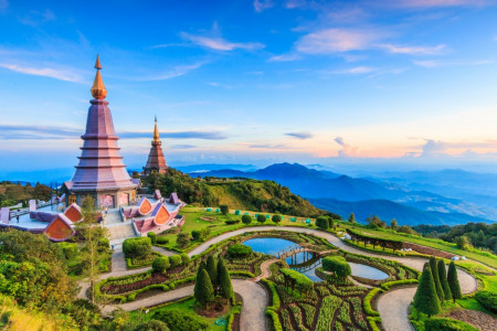 Thailand Travel Guide - Tour Infographic