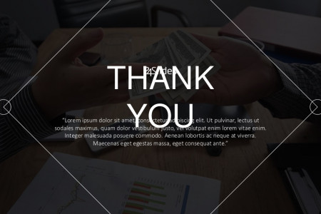 Thank You Slides Template | Free Download  Infographic