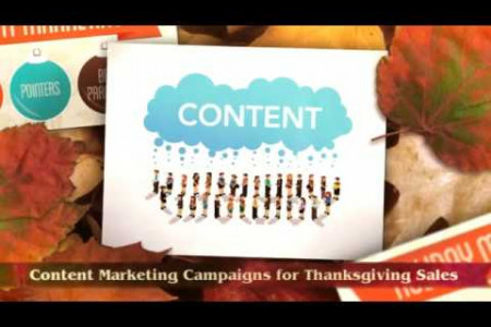 Thanksgiving Marketing Tips and Methods  Infographic