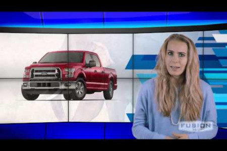 The 2015 Ford F-150: Towing Tough  Infographic
