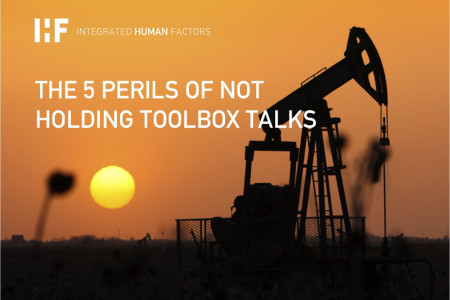 The 5 Perils of Not Holding Toolbox Talks  Infographic