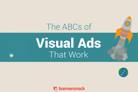 The ABCs of Visual Ads That Work Infographic
