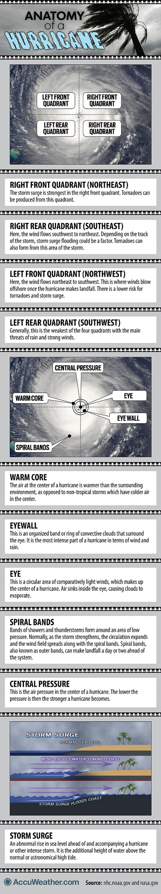 The Anatomy of a Hurricane