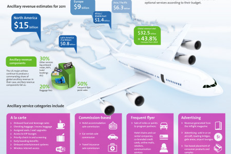 The Ancillaries Landscape Infographic