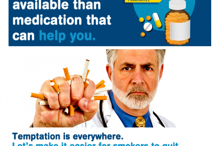 The Availability Of Tobacco Infographic