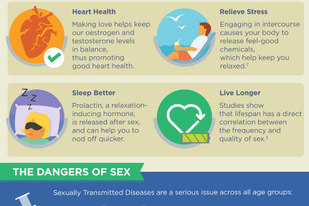 The Benefits Of Being In A Relationship As You Grow Older Infographic