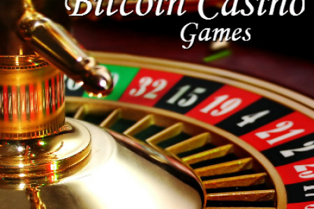 The Best Bitcoin Casino Infographic