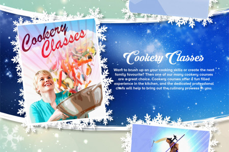 The Best Christmas Experiences As Gifts Infographic