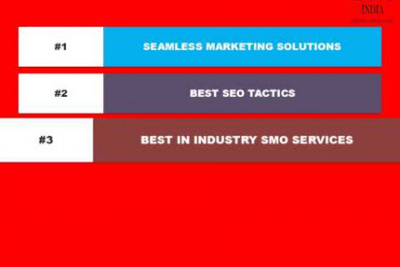 The Best Digital Marketing company in India Infographic