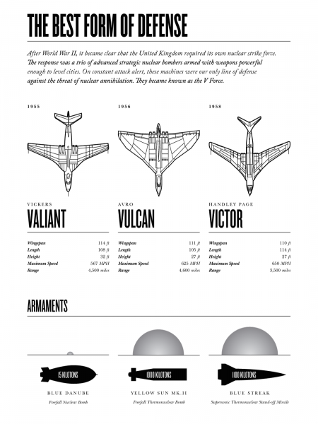 The Best Form of Defense Infographic
