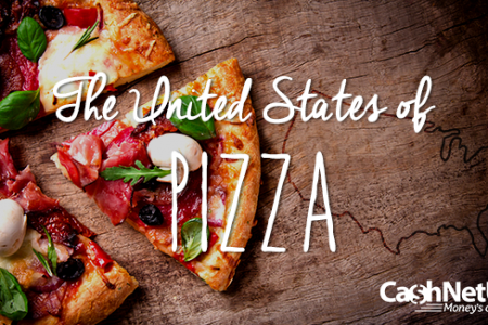 The Best Pizza In Every State Infographic