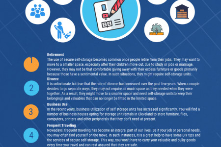 The Best Pricing for Self Storage Hackensack NJ Infographic