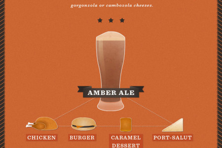 The Case for Beer Infographic