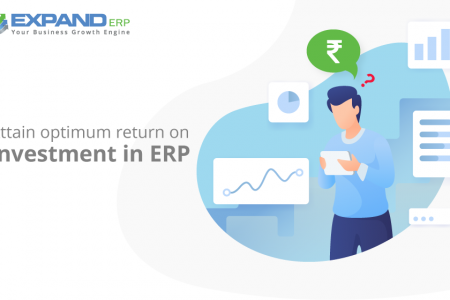 The Cost of ERP in India. Infographic