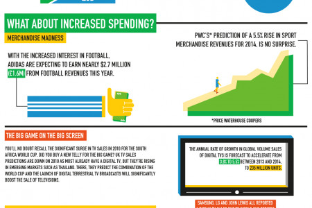 What Will The 2014 Fifa World Cup Cost? Infographic