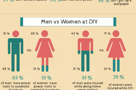 The Current State of DIY Industry in the UK Infographic