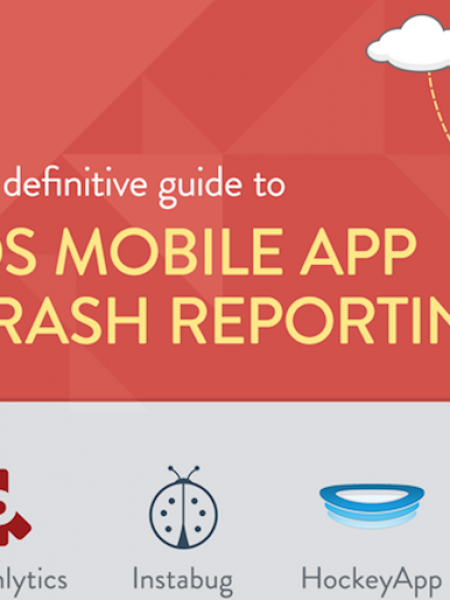 The Definitive Guide to iOS Mobile App Crash Reporting Infographic