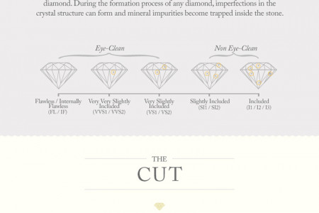 The Diamond Buying Guide Infographic