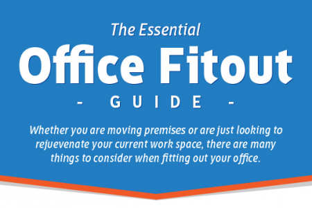 The Essential Office Fitout Guide Infographic