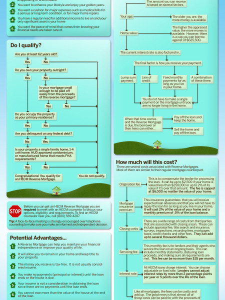 The Essential Reverse Mortgage Factsheet Infographic