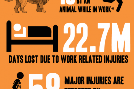 The Facts: Health and Safety - HSE Stats 2012/13 Infographic