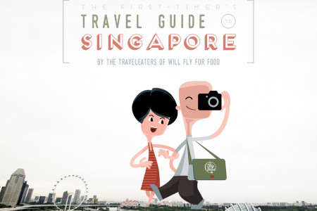 The First-Timer's Travel Guide to Singapore Infographic