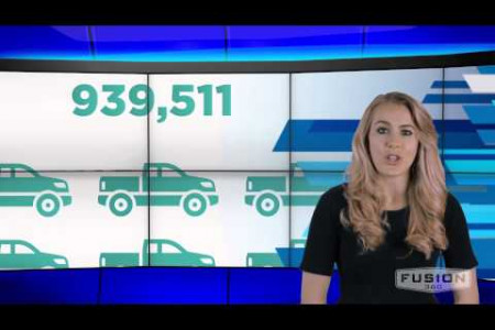 The Ford F150 - America's Most Popular Vehicle Infographic