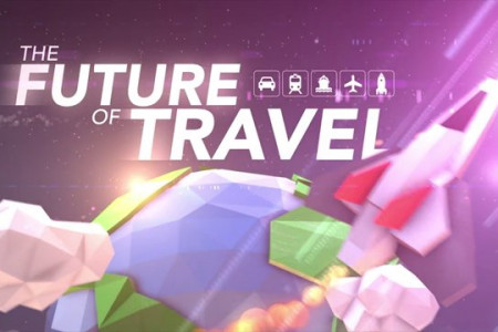 The Future of Travel Infographic