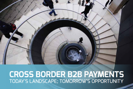 The Global B2B Payment Landscape Infographic