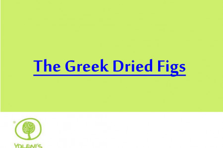 The Greek Dried Figs Infographic
