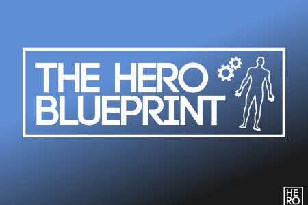 The HERO Blueprint: 34 Powerful Healthy Lifestyle Tips  Infographic