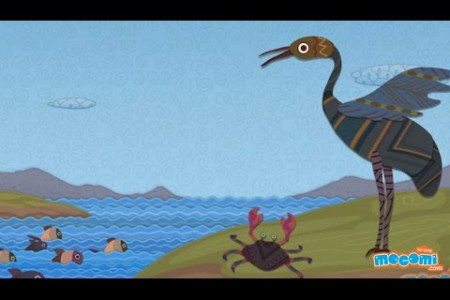 The Heron and the Crab  Infographic