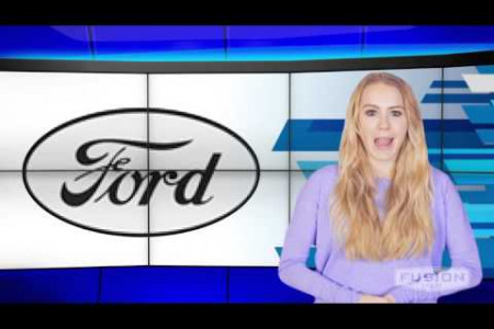 The History of Ford Branding Infographic